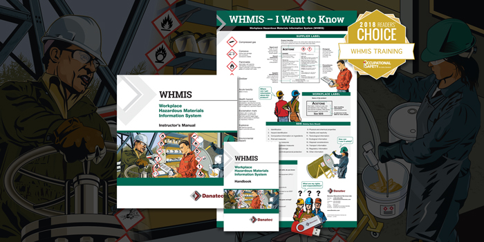 WHMIS Bundle – WHMIS Self-Teach® and WHMIS Handbook